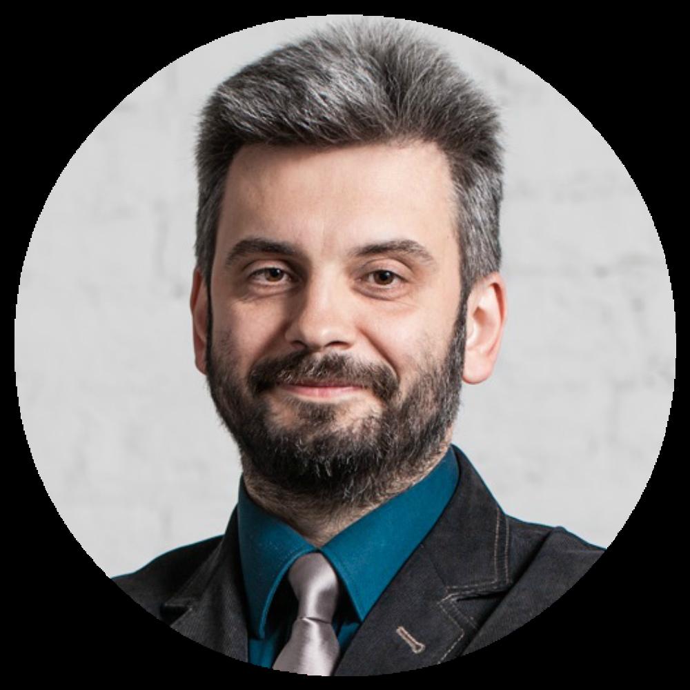 Mediator Michał Talaga